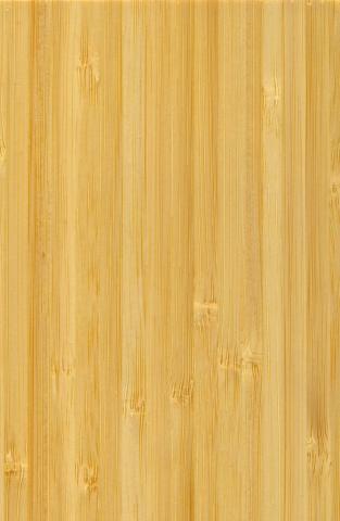 Big Time Clock Company bamboo finish